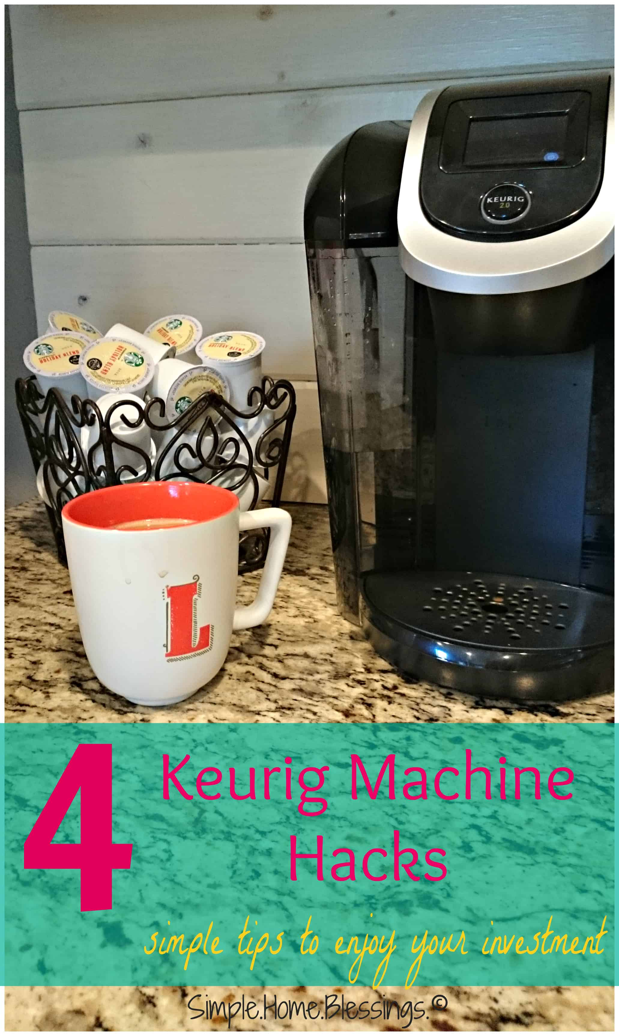 4 Keurig Machine Hacks - Protect Your Investment - Ask Anna