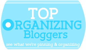 Top organizing bloggers Pinterest board