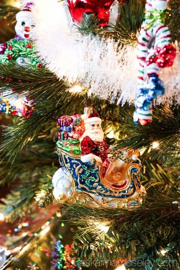 Christmas home tour - Ask Anna