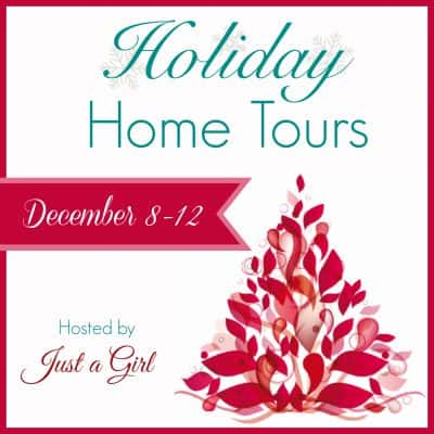 Holiday Home Tour 2014 {this week!!!}