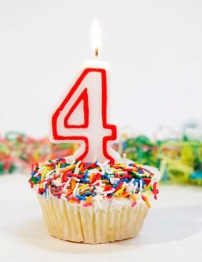 Ask Anna turns 4! Blogiversary #4