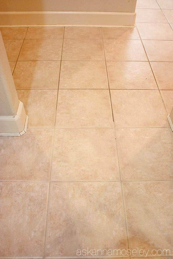 bathroom floors without grout how to clean tile grout without chemicals ask 15957