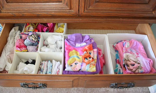 Easy tips for organizing kids clothes and toys - Ask Anna