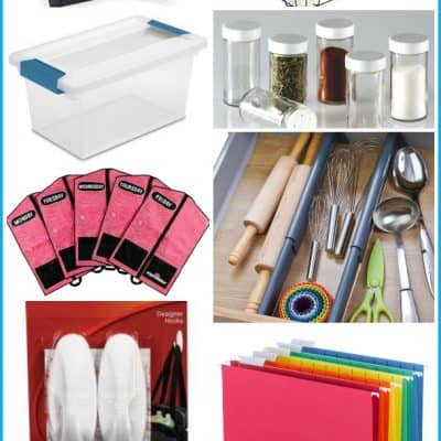 My Favorite, Affordable Organizing Products under $15