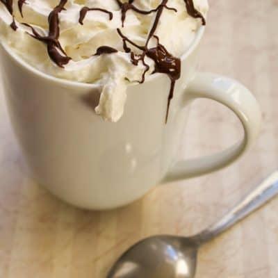 Easy White Hot Chocolate Recipe