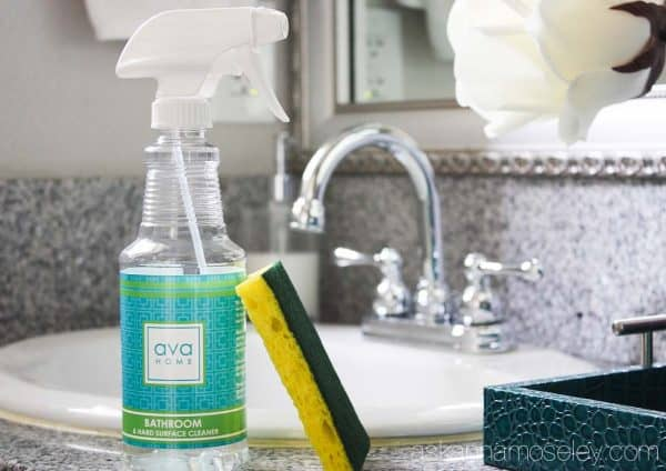 Ava Anderson Home for cleaning bathroom sinks and other surfaces - Ask Anna