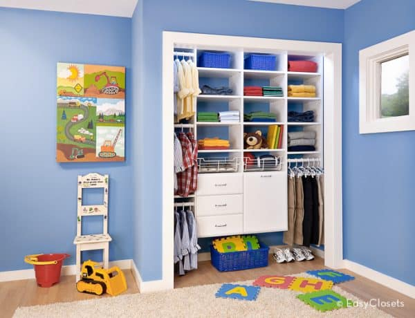 Kids closet organization - Ask Anna