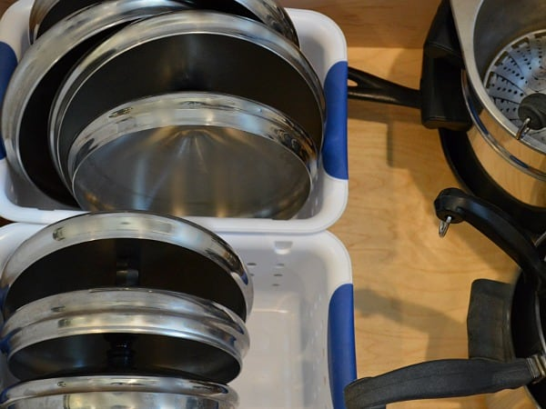 Tips for Organizing Your Pots and Pans