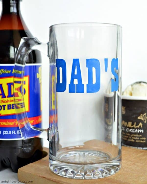 Fathers Day Dad Mug by A Night Owl Blog
