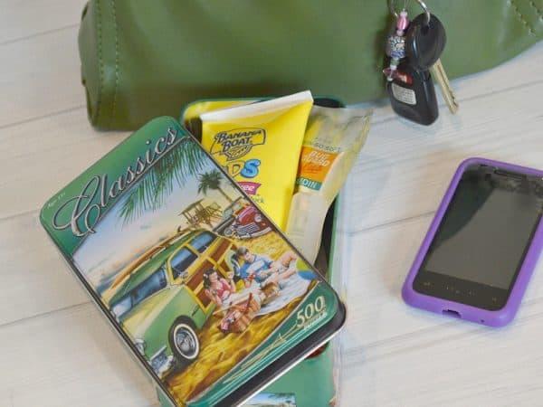 Organize a summer activities Grab-n-Go Kit