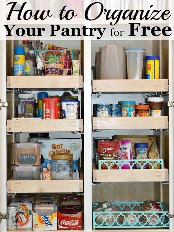 how to organize my kitchen pantry how to organize the pantry for free ask 8772
