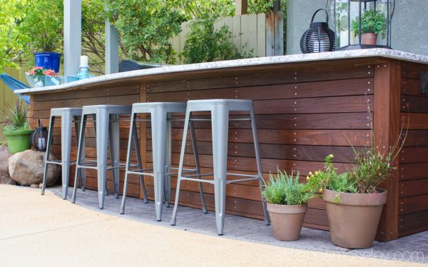 Outdoor Kitchen Organization Tips And Ideas   Ask Anna