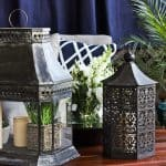 Outdoor living room with Arhaus - Ask Anna