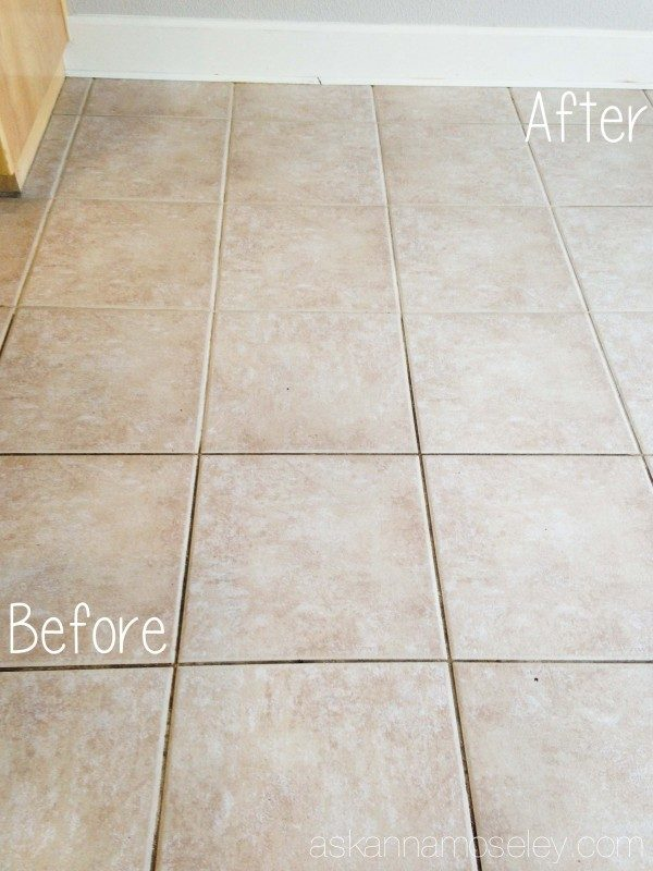 10 things you can clean with steam instead of chemicals for How to clean bathroom grout