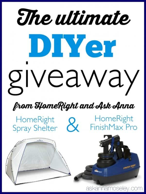 The ultimate DIYer giveaway, a $170 value! - Ask Anna