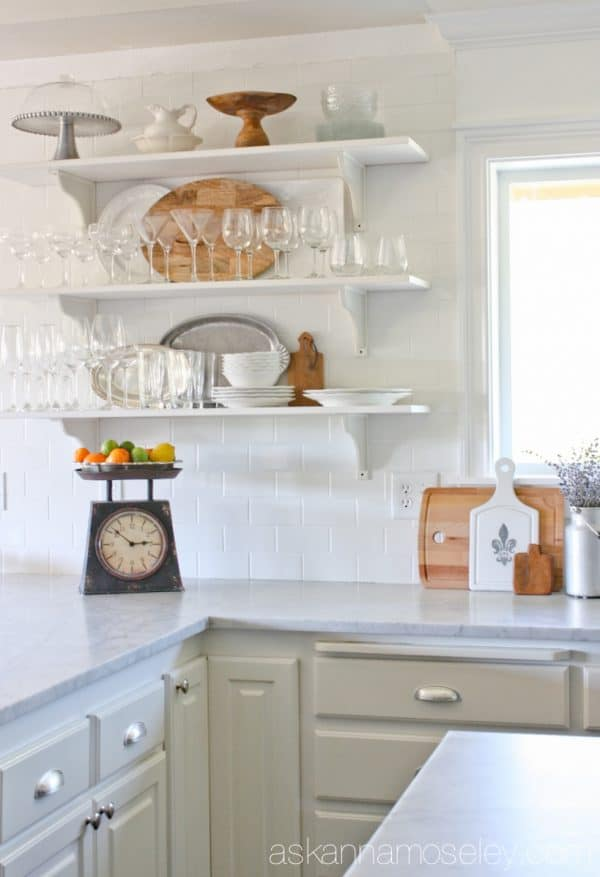 Subway Tile Kitchen Backsplash Ask Anna