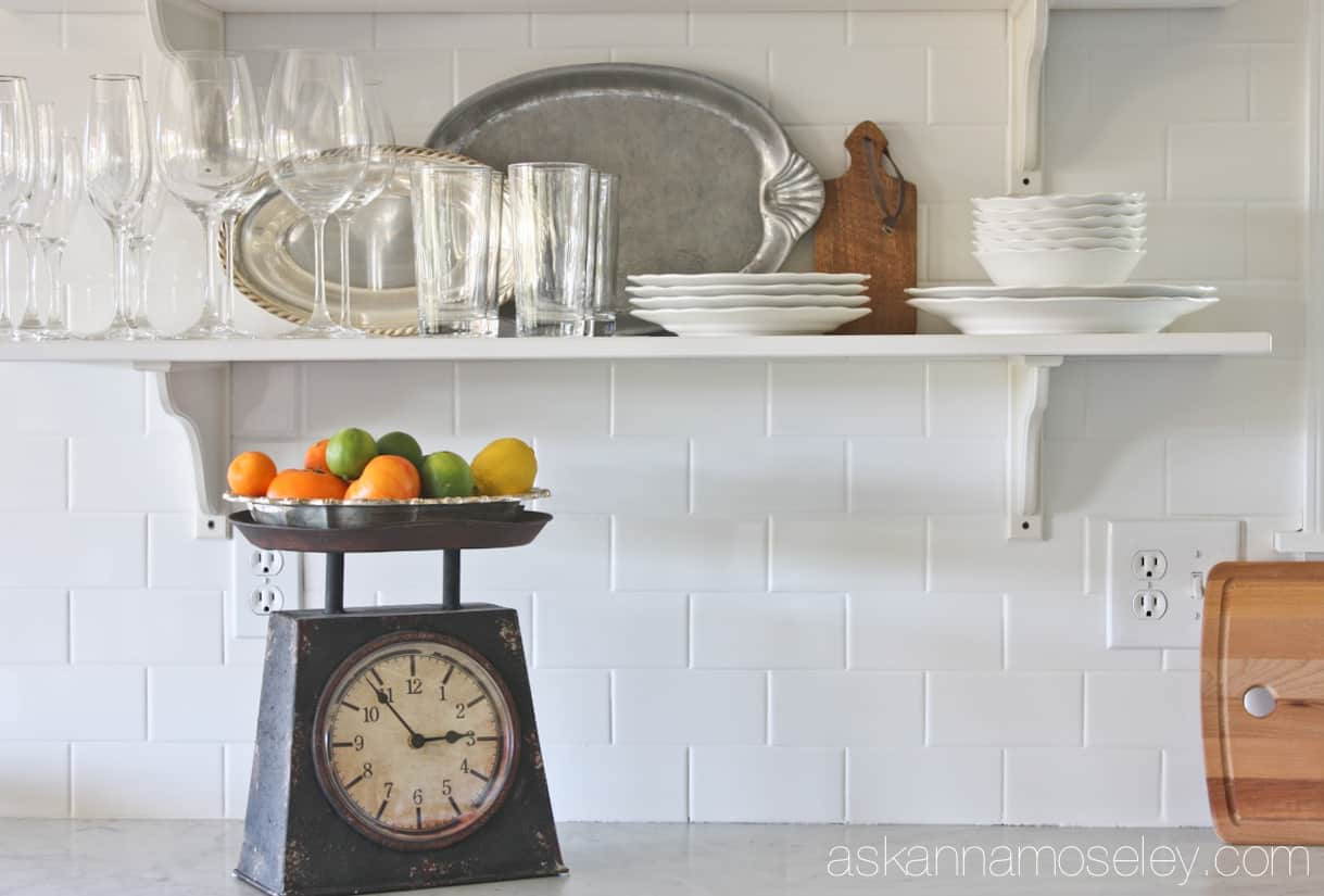 Kitchen ceramic wall tiles