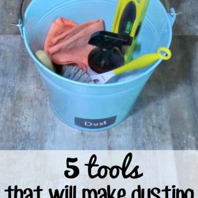 5 Tools that will make Dusting Quick and Easy