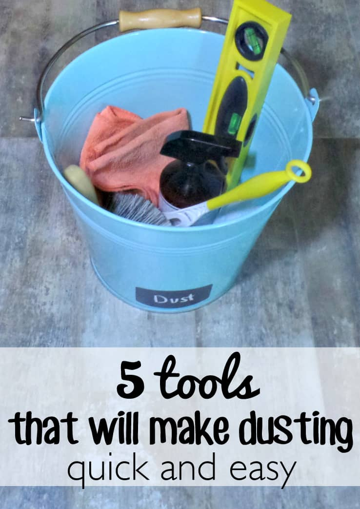 5 Tools that will make dusting quick and easy - Ask Anna