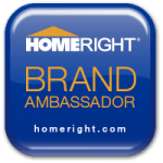 HomeRight ambassador