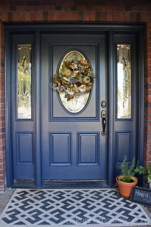 Front Door Makeover Ask Anna