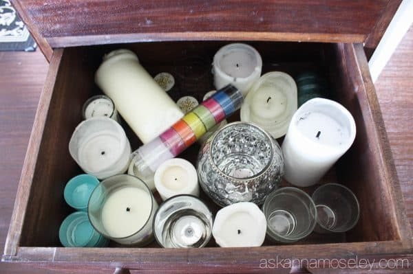 How to organize a storage dresser with DYMO - Ask Anna