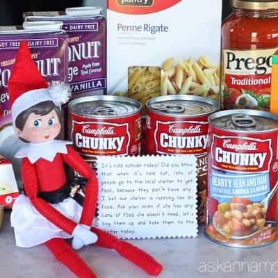 Elf on the Shelf – 24 Days of Kindness