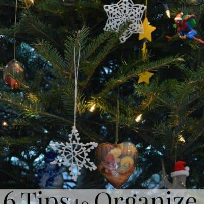 6 Tips to Organize Christmas Morning