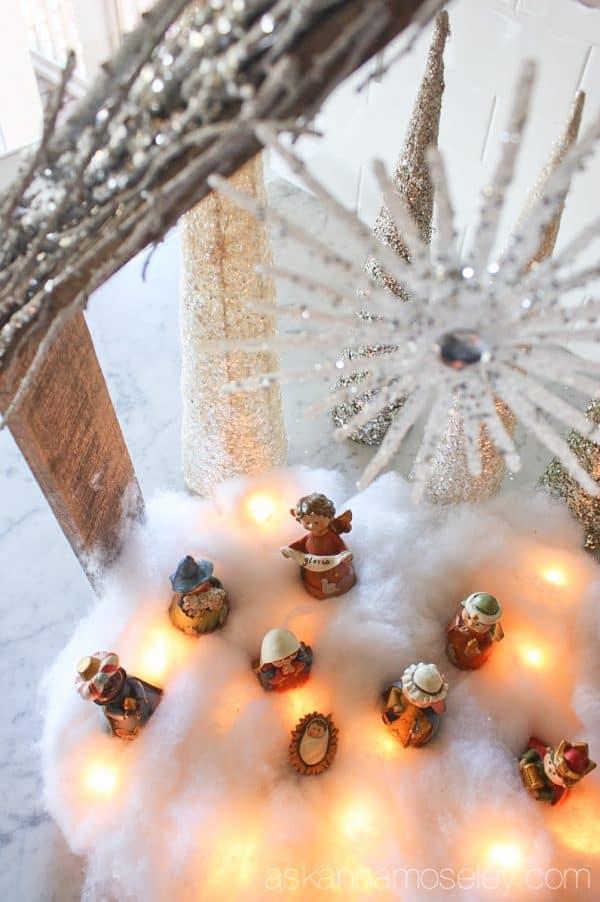 Christmas home tour   Ask Anna