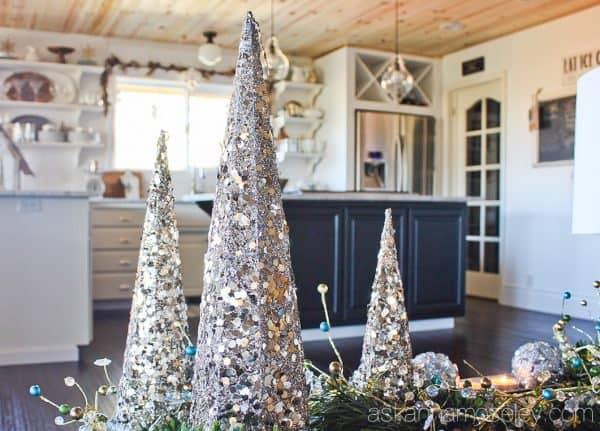 Christmas home tour 2015 | Ask Anna