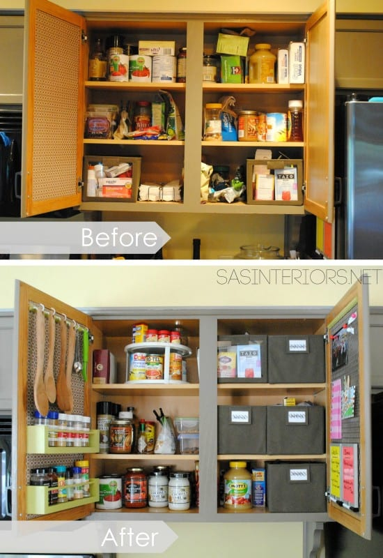 how to organize my kitchen pantry how to organize a kitchen without a pantry in 30 min or 8772