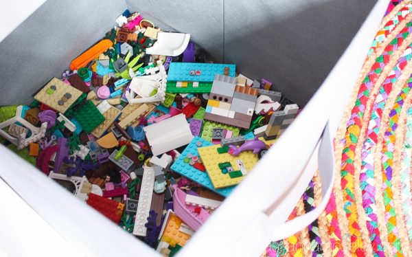 How to organize Legos in less than 30 min and design a space for your child to create in   Ask Anna