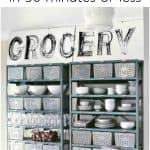 Lots of solutions for how to organize a kitchen without a pantry in 30 minutes | Ask Anna