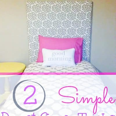 2 Duvet Cover Tips that will make Your Life SO Much Easier!