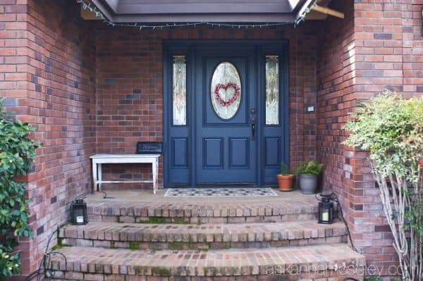 Spring front porch with Better Homes and Gardens | Ask Anna