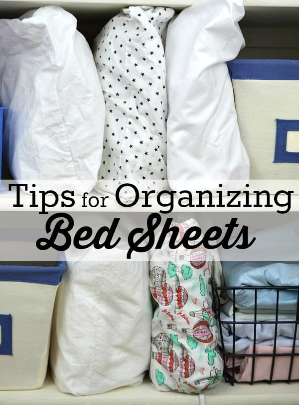 4 Simple Tips For Organizing Bed Sheets Ask Anna