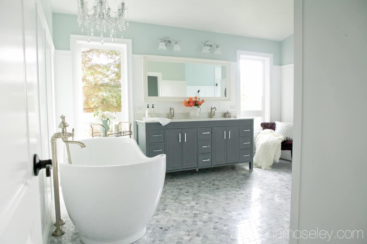 Master Bathroom Reno Reveal Ask Anna