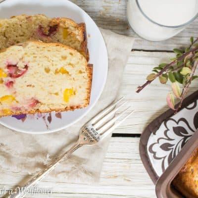 Strawberry Mango Bread