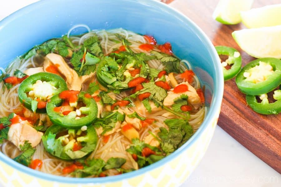 quick and easy Pho