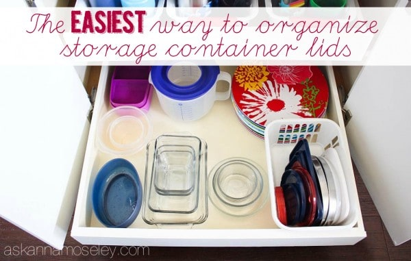 Need to organize your home on a budget but have no idea where to start? Don't panic! Here are 14 frugal ways to organize under $15 | Ask Anna