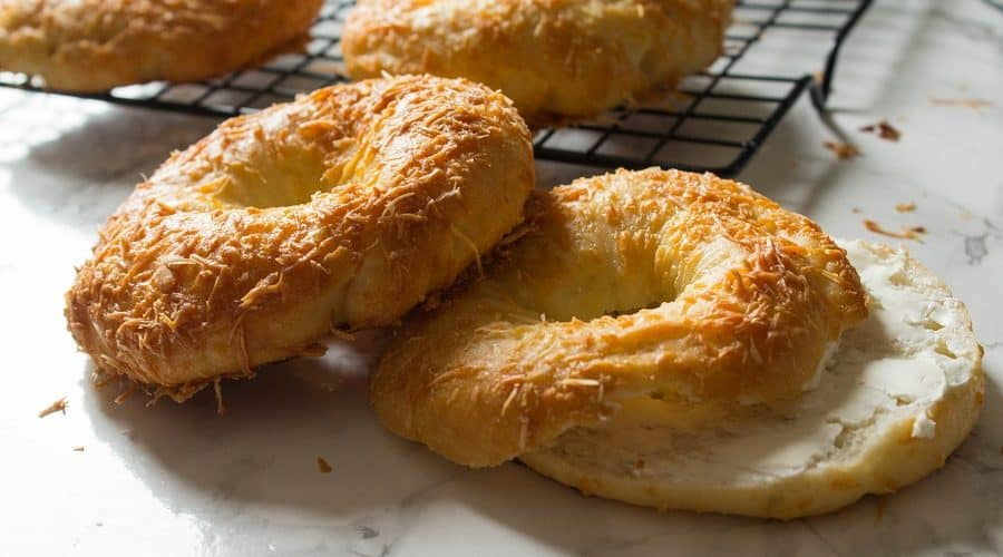 Easy-to-Make Homemade Parmesan Bagels