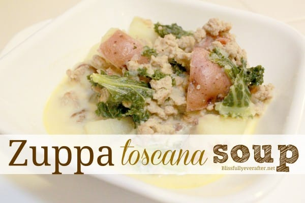 Zuppa Toscana Soup | Ask Anna